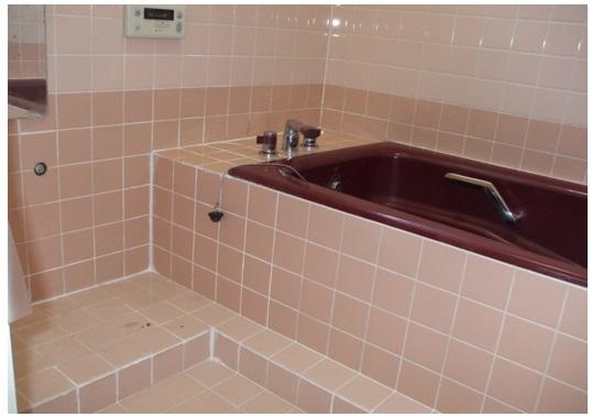 浴室リニューアル工法事例
