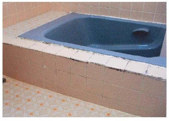 お風呂のカビ問題解決リフォーム