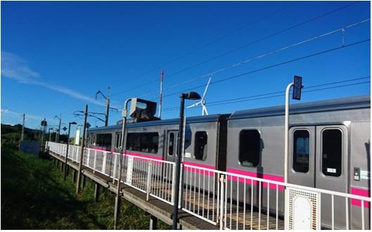 秋田へ電車で