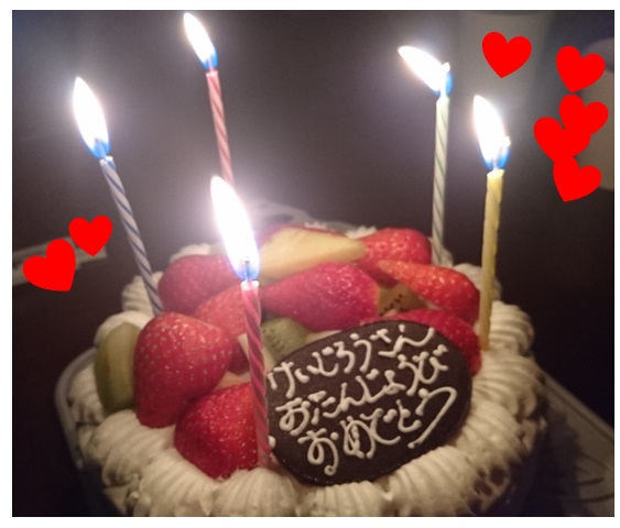 89歳の誕生日