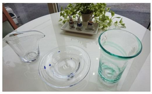 ガラス工房体験